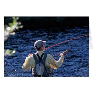 Fly Fishing Colorado Card