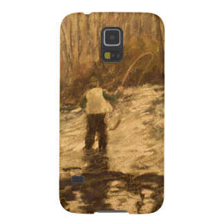 Fly Fishing Galaxy S5 Cases