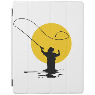 Fly fishing iPad Pro Case iPad Cover