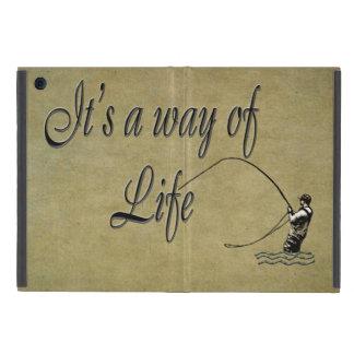 Fly-fishing - It's a Way of Life iPad Mini Cover