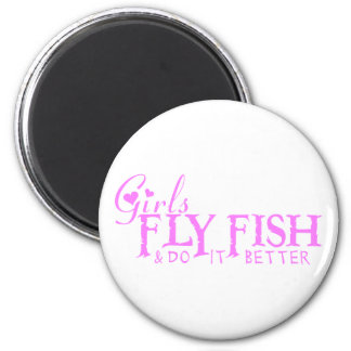 FLY FISHING MAGNET