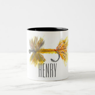 Fly Fishing Personalized Mug