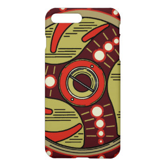 Fly Fishing Reel Art - Fisherman's iPhone 8 Plus/7 Plus Case