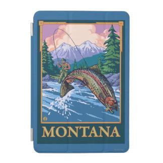 Fly Fishing Scene - Montana iPad Mini Cover