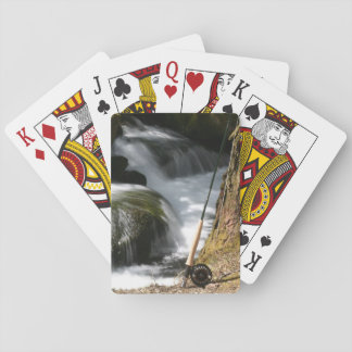 Fly Fishing Standard Playing Cards