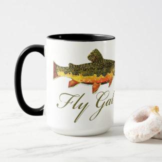 Fly Fishing Women Mug