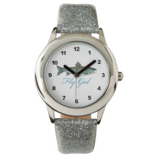 Fly Fishing Women's Watches