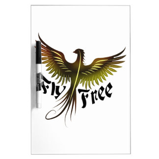 Fly Free Dry Erase Whiteboards