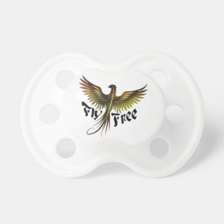 Fly Free Pacifiers