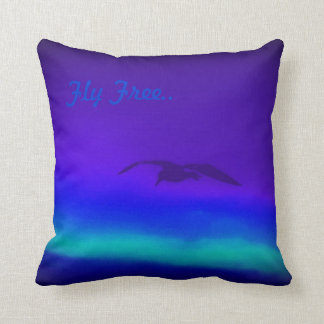 Fly Free Pillow