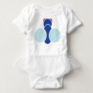 Fly Graphic Baby Bodysuit