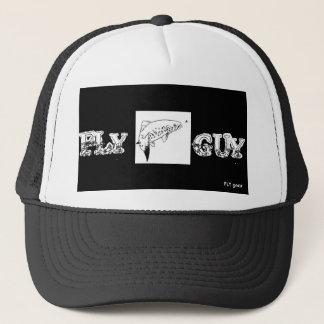 FLY GUY TRUCKER HAT