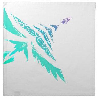 Fly High (Icy) Napkin