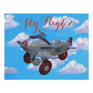 Fly High - Poster