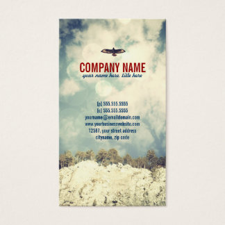 Fly Higher Business Card