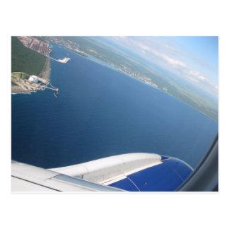 Fly Me Away Postcard