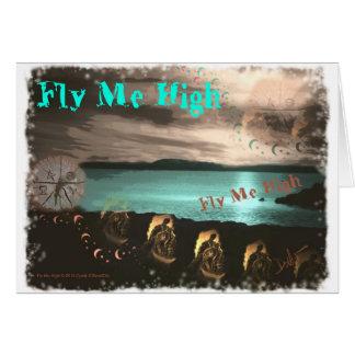 Fly Me High Card