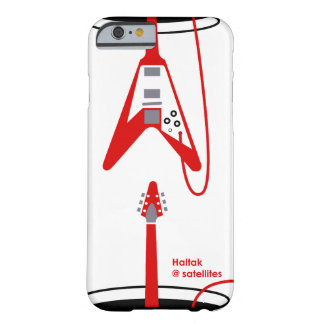 Fly Me To The Hole RED Barely There iPhone 6 Case