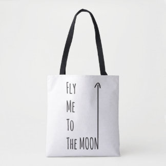 Fly Me To The Moon - The Gluten Free Nerd bag