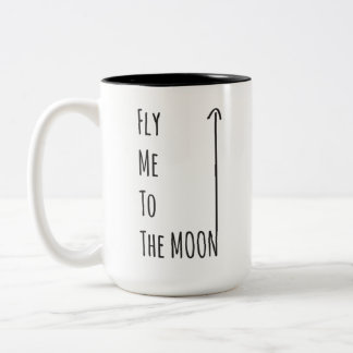 Fly Me To The Moon - The Gluten Free Nerd mug