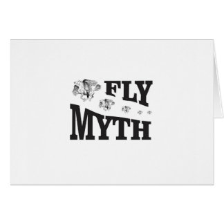 fly myth horses card