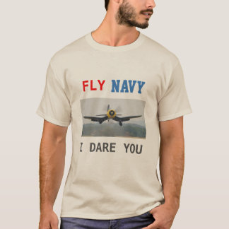 Fly Navy- F4U Corsair T-Shirt