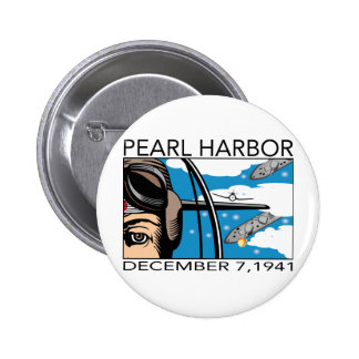 Fly Over Pearl Harbor Pin