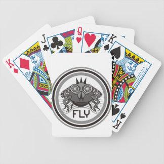 Fly Poker Deck