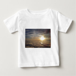 fly the heavenly skies baby T-Shirt
