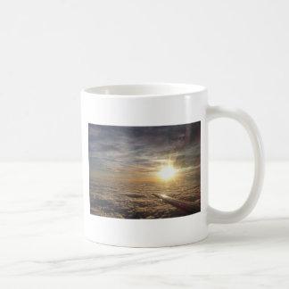 fly the heavenly skies coffee mug