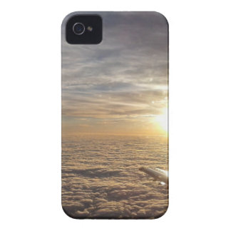 fly the heavenly skies iPhone 4 Case-Mate case
