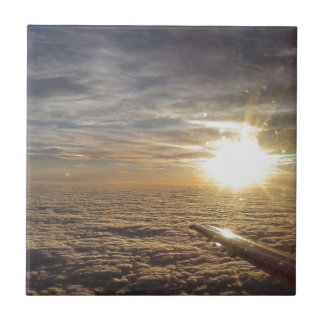 fly the heavenly skies tile