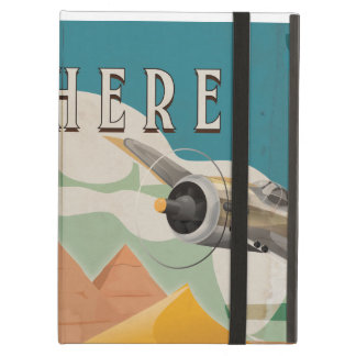 Fly There - Egypt iPad Air Cases
