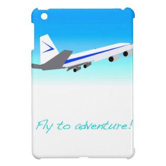 Fly to Adventure iPad Mini Cover