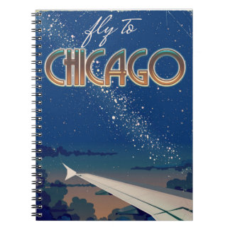 Fly to Chicago Notebook