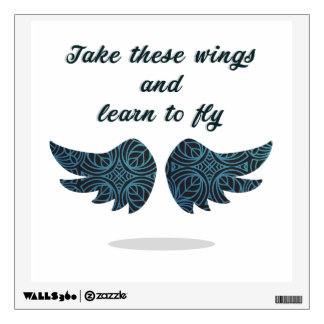 Fly Wall Sticker