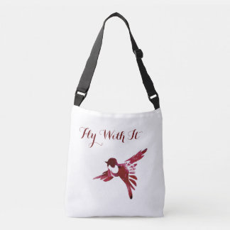Fly With It Crossbody Bag