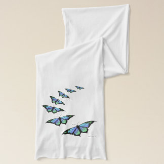 Fly with me Scarf