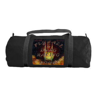 Flyball Flamz: Drag Racing for Dogs! Gym Bag