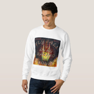 Flyball Flamz: Drag Racing for Dogs! Sweatshirt