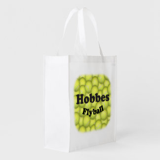 Flyball Hobbes, 100,000 Points Grocery Bags