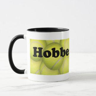 Flyball Hobbes, 100,000 Points Mug