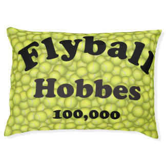 Flyball Hobbes, 100,000 Points Pet Bed
