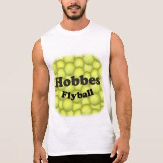 Flyball Hobbes, 100,000 Points Sleeveless Shirt