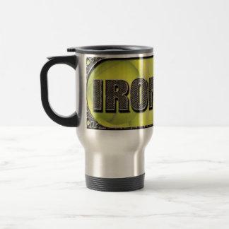 Flyball Iron Dog Travel Mug