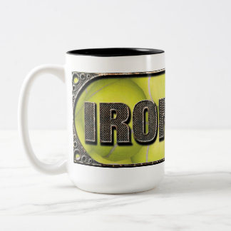 Flyball Iron Dog Two-tone Mug