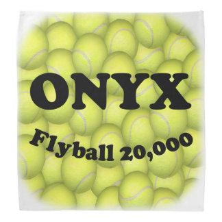 Flyball ONYX, 20,000 Points Bandana