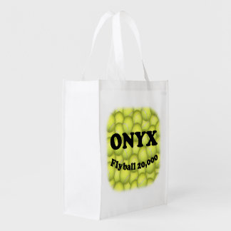 Flyball ONYX, 20,000 Points Grocery Bag