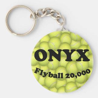 Flyball ONYX, 20,000 Points Keychain