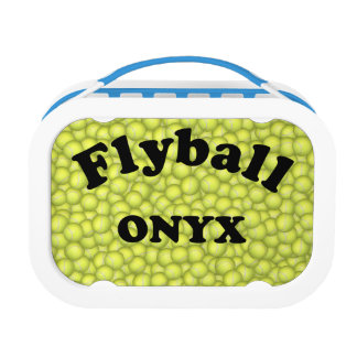 Flyball ONYX, 20,000 Points Lunch Box